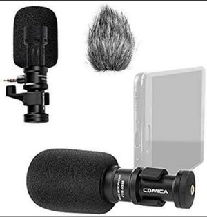 Comica CVM-VS08 Microphone for Smartphone for Sale in Fontana, CA