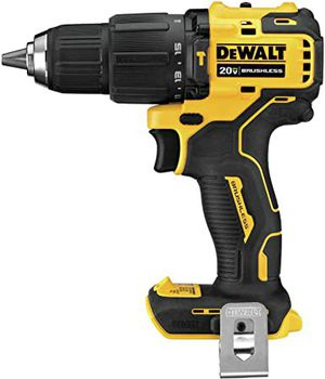 DEWALT ATOMIC 20V MAX 1/2 IN. CORDLESS COMPACT HAMMER DRILL/DRIVER (TOOL ONLY) for Sale in Stickney, IL