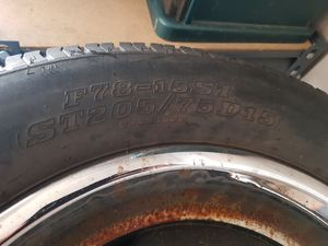 3 Trailer Tires for Sale in DuPont, WA