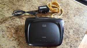 Linksys Wireless Router WRT54G2 for Sale in Denver, CO