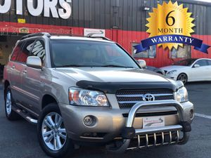 2006 Toyota Highlander Hybrid for Sale in Manassas, VA