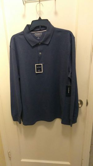 Ls stretch Polo club room long sleeve mid blue !!!!! for Sale in San Leandro, CA