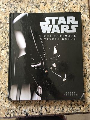 Star Wars the ultimate visual guide by Ryder Windham. Asking $4 for Sale in Litchfield Park, AZ