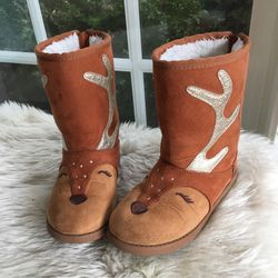 Cat Jack Toddler 11 Deer Boots for Sale in Yelm,  WA