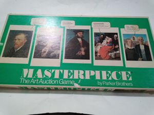 Masterpiece Board Game Complete for Sale in Chicago, IL