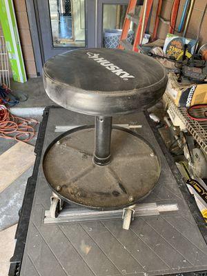 Shop stool on wheels for Sale in Phoenix, AZ