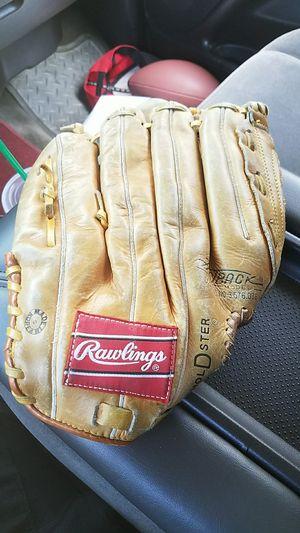 RAWLINGS RSG1 super size RHT softball glove for Sale in Laguna Beach, CA