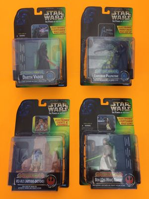 Vintage 90s Star Wars Collectables Electronic Power FX for Sale in Missoula, MT