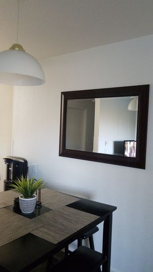 Wall mirror (Brown) for Sale in San Jose, CA
