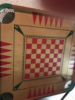 Vintage Carrom Board Game for Sale in McKeesport, PA