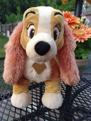 New 14 inch plush Lady for Sale in Ashtabula, OH