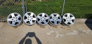 Jeep wrangler wheels for Sale in Waukegan, IL