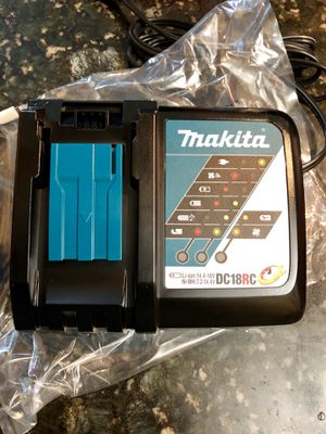 Makita FAST Charger 🚨NEW for Sale in Covina, CA
