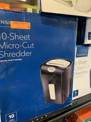 Large paper shredder for Sale in Modesto, CA