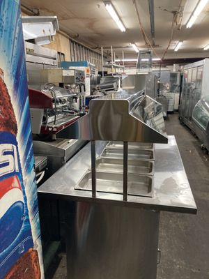 6 ft salad bar refrigerator for Sale in Brooklyn, NY