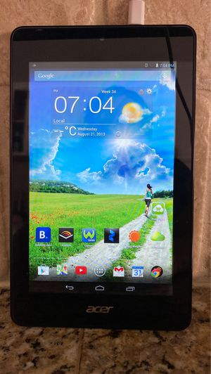 Acer tablet case excellent condition for Sale in Yorba Linda, CA