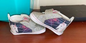 Unicorn vans size 3 for Sale in Gainesville, FL