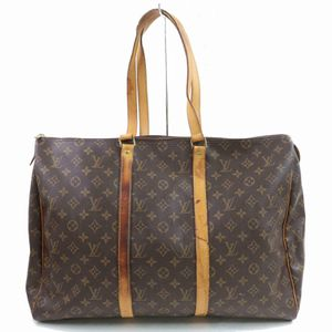 Authentic Louis Vuitton Flanerie 50 M51116 Brown Monogram Shoulder Bag 11344 for Sale in Plano, TX