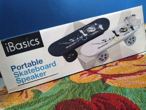 I basics Portable skateboard speaker for Sale in Lacey, WA