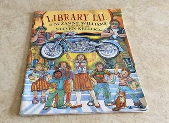 Library Lil By Suzanne Williams for Sale in Allen,  TX