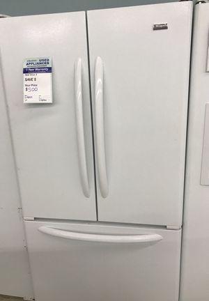Kenmore elite white frenchdoor refrigerator for Sale in Denver, CO