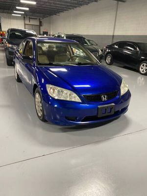 2005 Honda Civic Cpe for Sale in Brook Park, OH