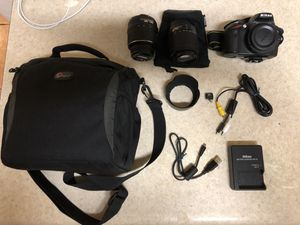 Nikon D3200's for Sale in Phoenix, AZ