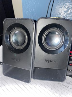 Logitech monitor speakers for Sale in Los Angeles, CA