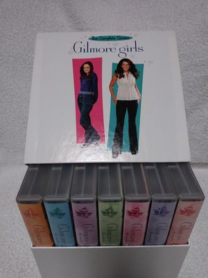 Collector's edition box set Gilmore Girls for Sale in Philadelphia, PA
