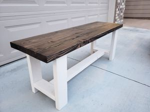 Farmhouse bench for Sale in Meridian, ID