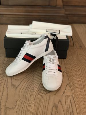 Gucci women's shoes loafers sneakers size 6 for Sale in El Monte, CA