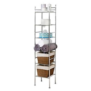 6 Tier Metal Shelving Unit for Sale in Oakland Park, FL