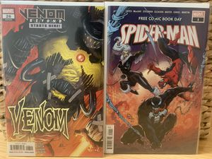 Venom comic books ** 1st appearance of Virus ** for Sale in Ontario, CA