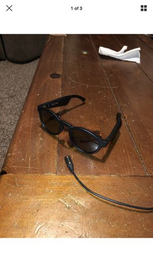 Bose Speaker Sunglasses for Sale in Duluth, MN