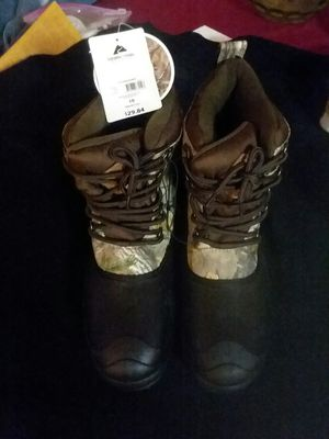 Mens Brand New Work Boots Size 10 for Sale in Vancouver, WA