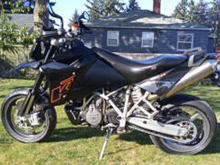 2006 Ktm 950 Super Motard for Sale in Tacoma,  WA