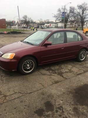2003 Honda Civic (read description) for Sale in Columbus, OH