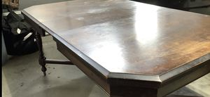 Antique Dining Table for Sale in Greer, SC