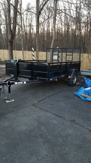 CustomBuilt Utility/Cargo Trailer for Sale in Alexandria, VA