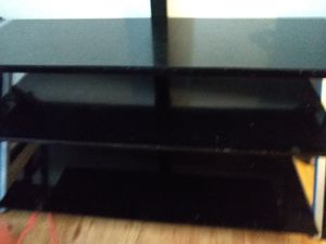 TV stand sturdy up to 60 inch tv for Sale in Boston, MA