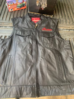 Indian motorcycle vest for Sale in Escondido, CA