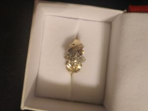14 karat gold diamond ring $120 for Sale in Phoenix, AZ