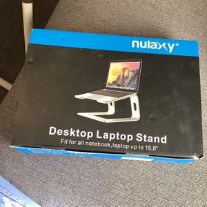 Desktop Laptop Stand for Sale in Modesto, CA