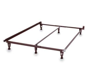 Full metal bed frame for Sale in Tampa, FL