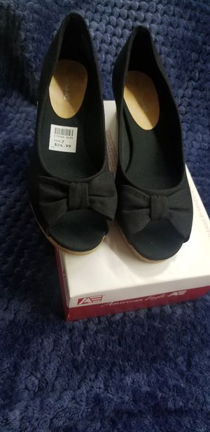 Girls shoes size 2 for Sale in Rancho Cordova, CA