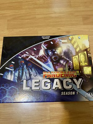 Pandemic Legacy board game for Sale in Rosemead, CA