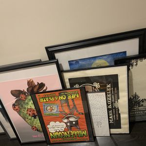 Frames And Concert Posters for Sale in San Francisco, CA
