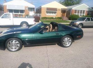 1996 Chevy Corvette 110,000 mi clean for Sale in Chicago, IL