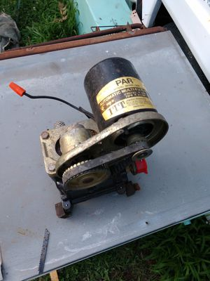 Pump from 78 wilderness camper for Sale in Durham, NC