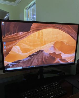 Computer Desktop / Monitor for Sale in Missouri City, TX
